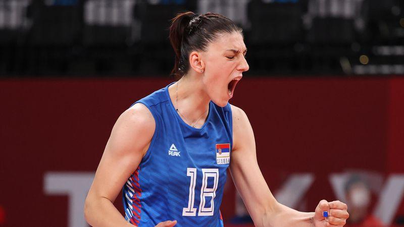 Dank Boskovic: Serbien dominiert Südkorea und holt Bronze