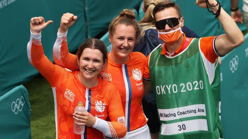 Tokyo 2020 | Merel Smulders wint brons