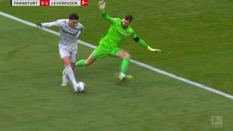 Puskas winner 2021? Watch Nadiem Amiri's stunning goal for Leverkusen