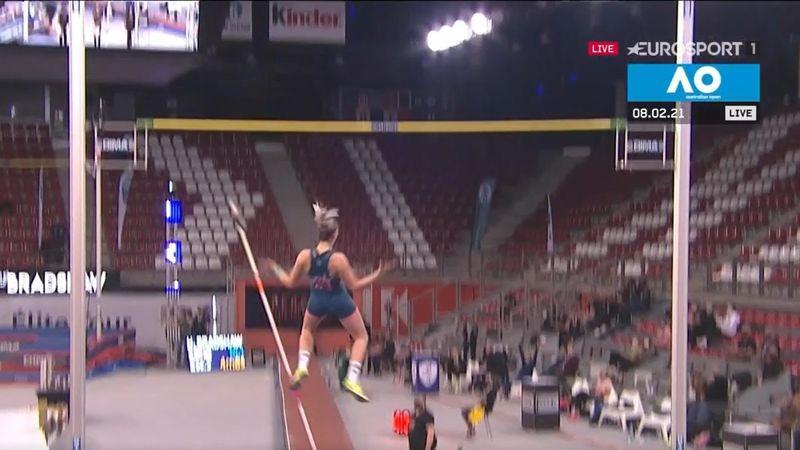 4,85 m : Bradshaw devient la référence de 2021