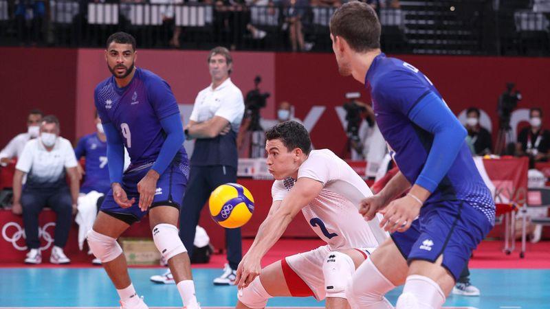 Matchball ins Glück: So holten sich Frankreichs Volleyballer Gold