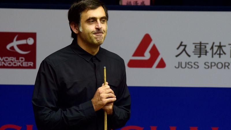 Shanghai Masters: O'Sullivan vuelve a lo grande y sin piedad del amateur Zhang Yi