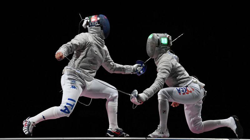 Sciabola, la Corea rimonta l'Italia e vince il bronzo: highlights