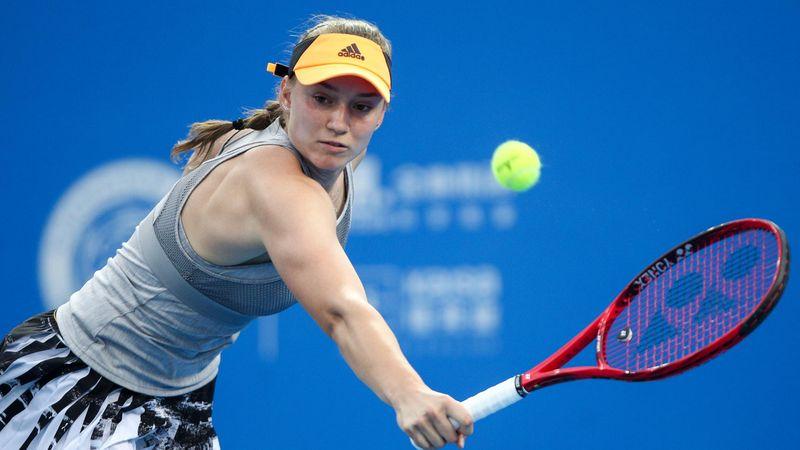 Главная теннисистка Казахстана стремительно рвется в топ-30 – Кристина Плишкова не стала помехой