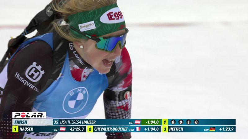 Павлова, Миронова и Кайшева вошли в топ-10, но с медалями другие девушки