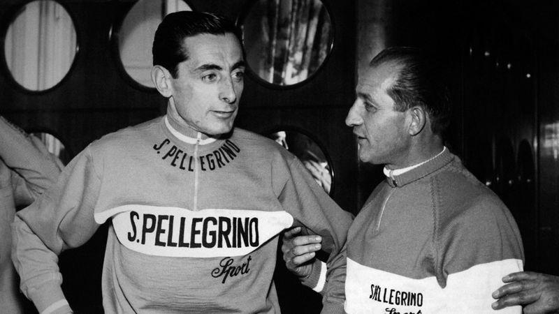 La gran rivalidad y el respeto entre Gino Bartali y Fausto Coppi