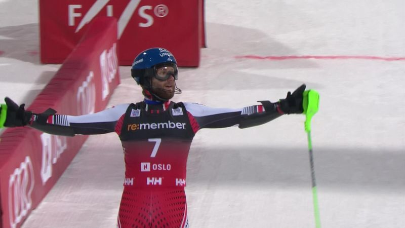 GB's Ryding takes second podium of World Cup career in Oslo