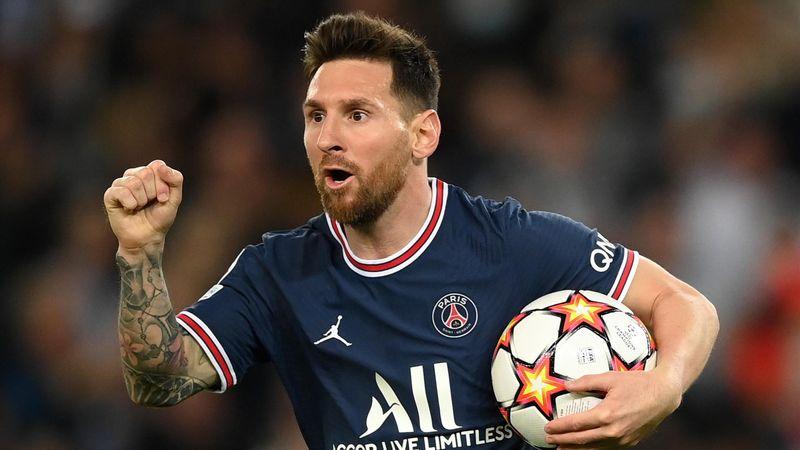 Resumen PSG-Leipzig: Messi ya ejerce de líder y salvador (3-2)