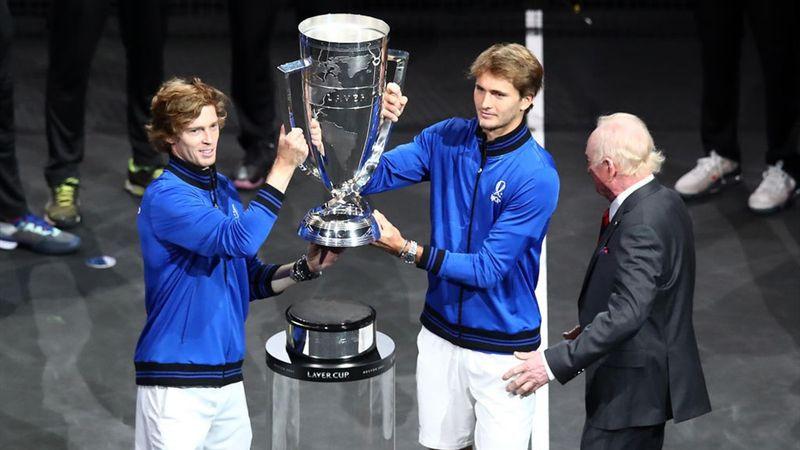 Resumen de la Laver Cup: el dominio Europeo se consolida con el cuarto triunfo