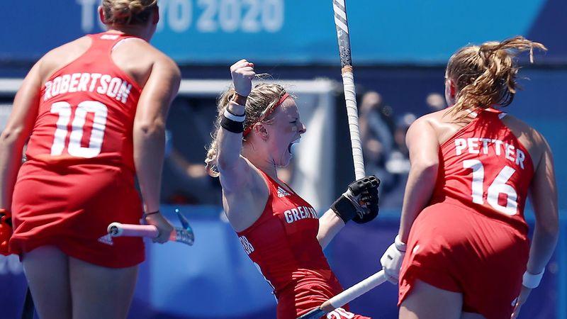 Tokyo 2020 | Olympisch kampioen hockey 2016 Groot-Brittannië wint brons in Tokio