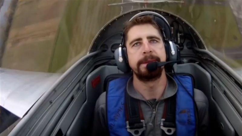 Sagan im Kampfjet: Rad-Star entgleist bei 8G das Gesicht