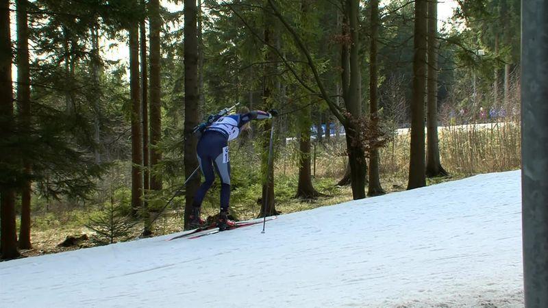 Biatlón, Copa del Mundo: Vitozzi pierde sus opciones de triunfo ¡al perder un esquí!