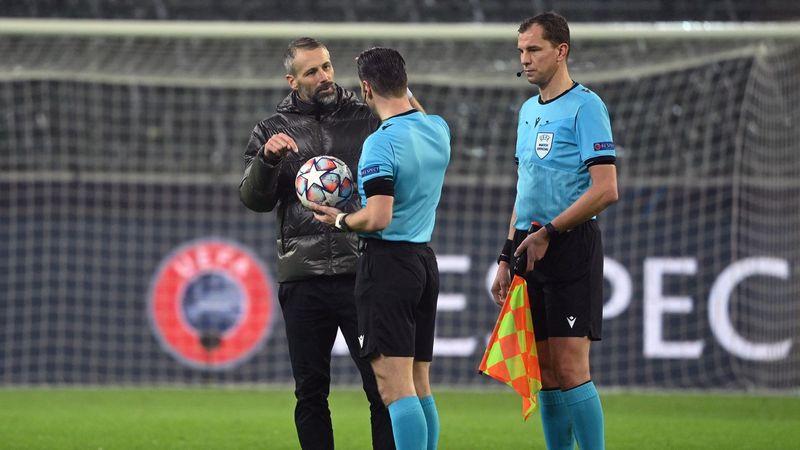 Nach Pleite gegen Inter: Rose schießt gegen Schiedsrichter