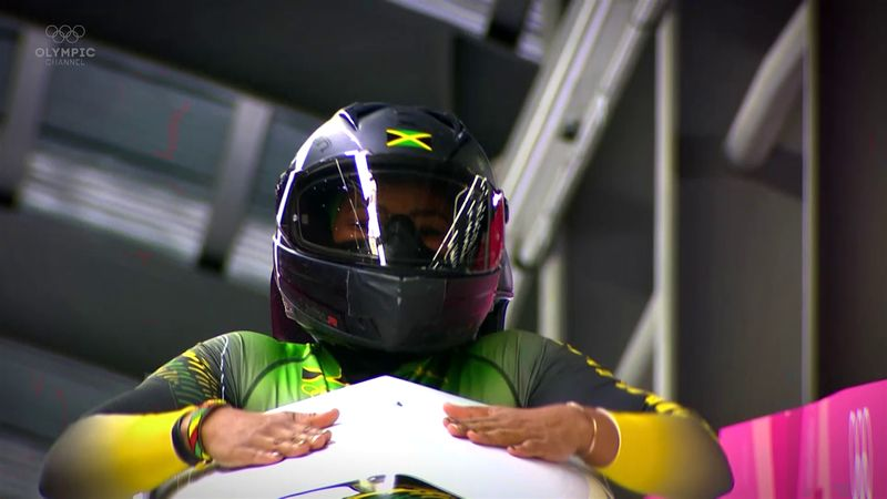 Far From Home: The first Jamaican women's bobsleigh team