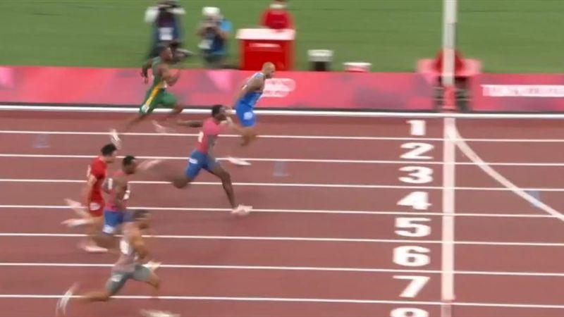 Jacobs düpiert sie alle! Der schnellste Mann der Welt ist Italiener
