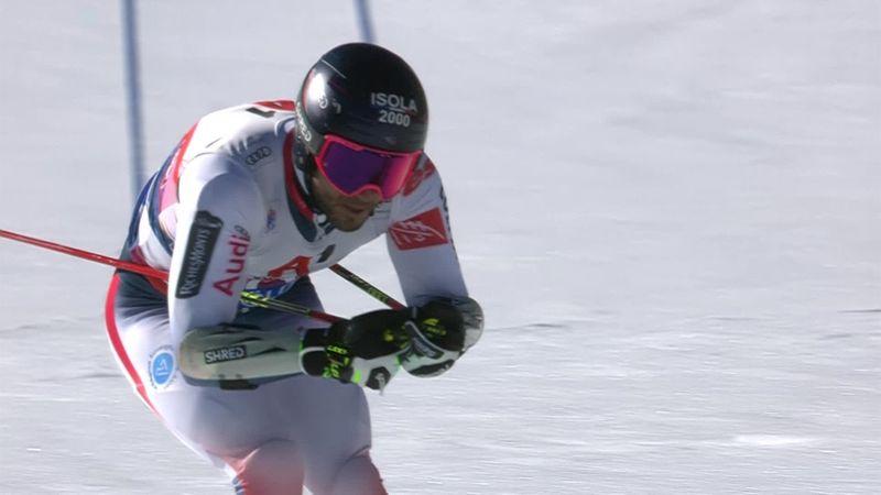 Copa del Mundo de esquí (masculina): Faivre marca el segundo mejor tiempo de la primera manga