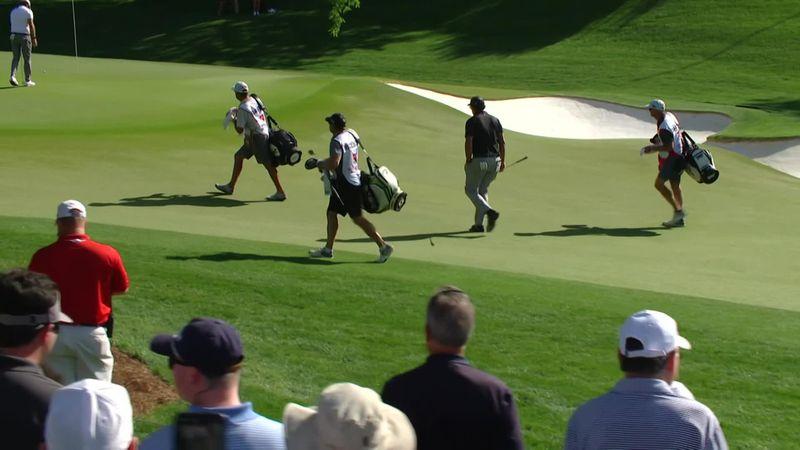 Wells Fargo Championship: gli highlights del Day 1