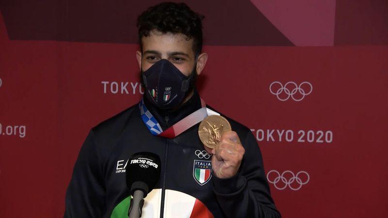 """Pizzolato: """"Questo bronzo che vale tanto, l'Italia del peso è una famiglia"""""""