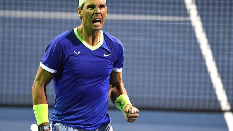 Nadal kőkemény, háromórás mérkőzésen jutott tovább Washingtonban