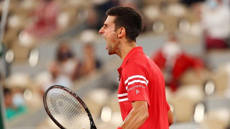Monsterrally zwischen Nadal und Djokovic - Publikum fassungslos!