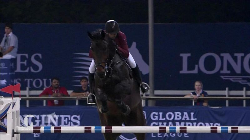 Longines: Explosion stars at Longines Global Champions Tour