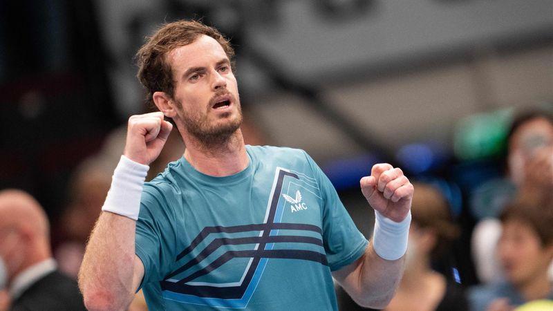 ATP Viena: Resumen Hubert Hurkacz-Andy Murray