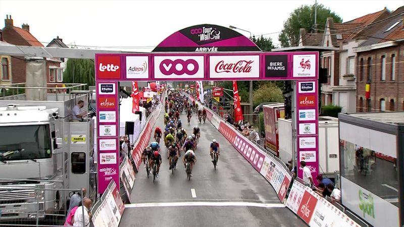 Ronde van Wallonië|  Eerste etappe prooi voor Ewan