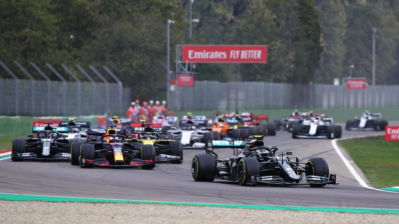 Mammutprogramm: So sieht der Formel-1-Kalender 2021 aus