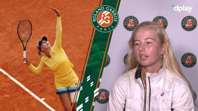 Clara Tauson om fremtiden efter Roland Garros: Nu er det tilbage til IFT-touren og spille der