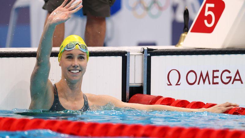 Emma McKeon olimpia csúccsal nyerte a női 50 m gyorsot