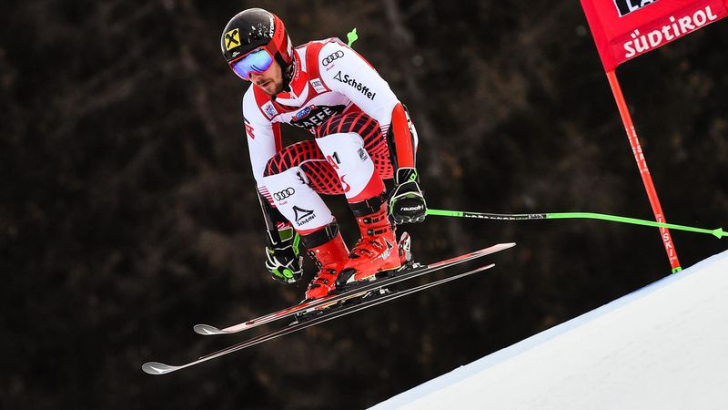 Hirscher hace historia en Alta Badia con su sexto triunfo consecutivo