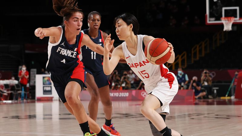 Tokyo 2020 - France vs Japan - Basketball - Olympic Highlights
