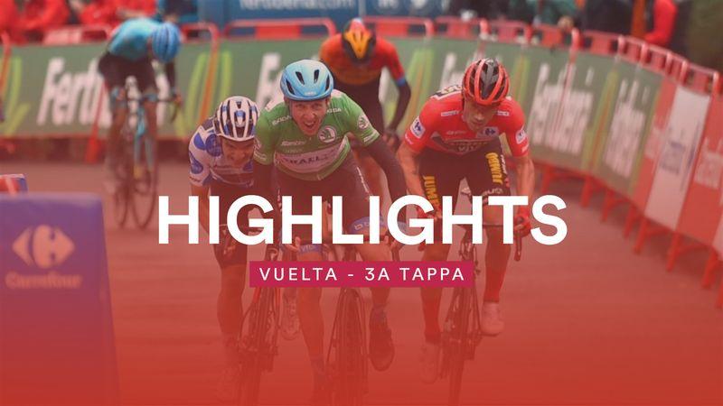 Froome gregario, Chaves cambia bici, Martin batte Roglic: gli highlights