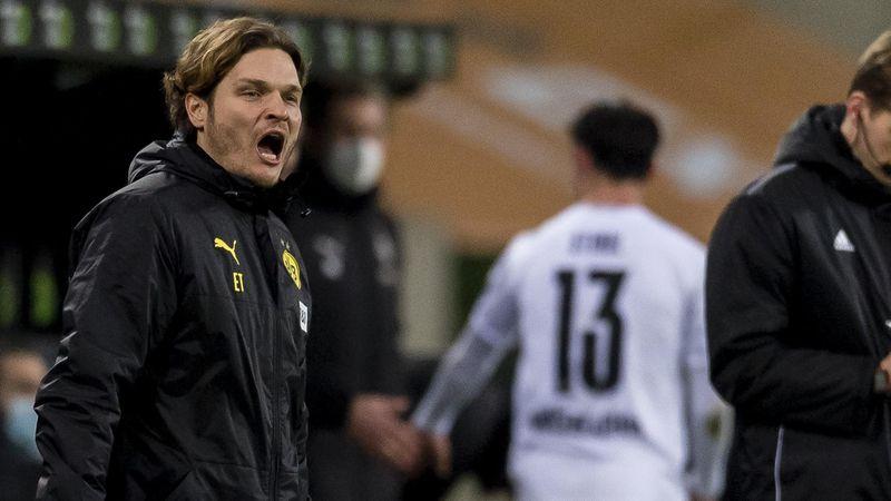 """BVB-Trainer Terzic verärgert: """"Einfache und dumme Gegentore"""""""