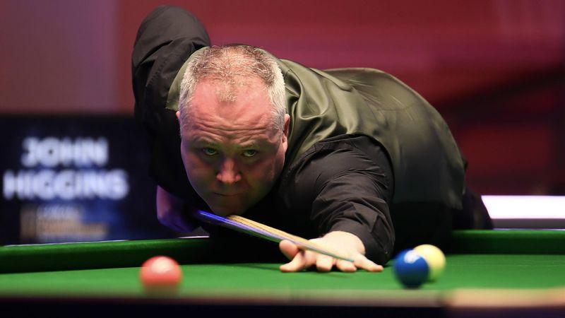 El 'mago' Higgins aplasta en la final a O'Sullivan