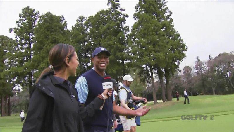 GolfTV | Interview met Tiger Woods