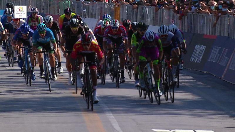 Giro di Sicilia| Etap #2 - Önemli Anlar
