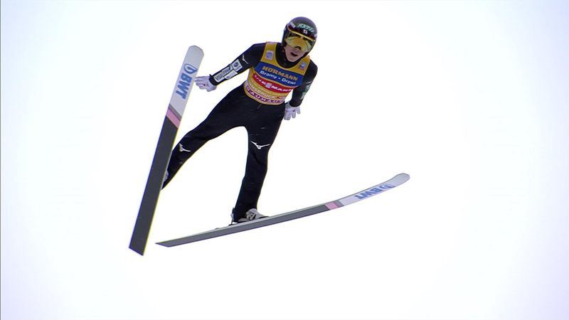 Kobayashi takes third victory in Four Hills