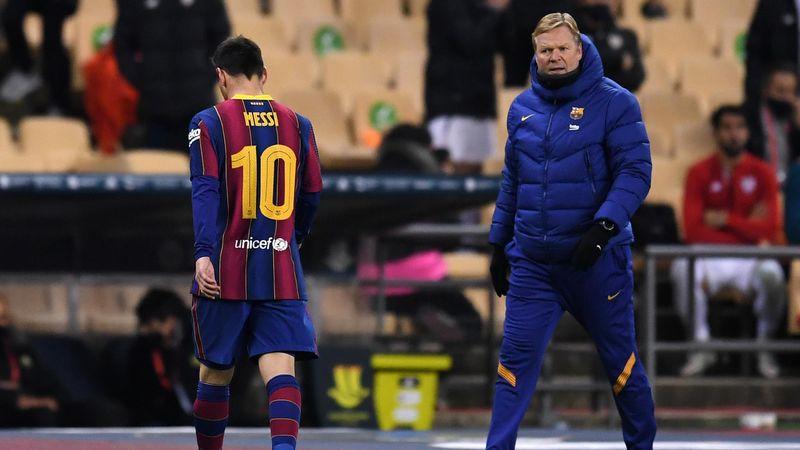 Este Barça no es fiable: Koeman no avanza sin 'milagros'