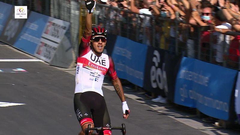 Giro di Sicilia| Etap #1 - Önemli Anlar