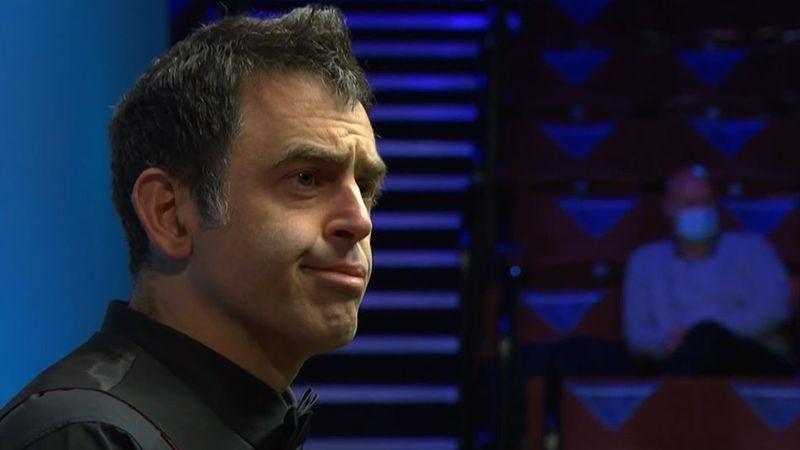 """O'Sullivan locht spektakuläres Double: """"Was für eine letzte Rote"""""""