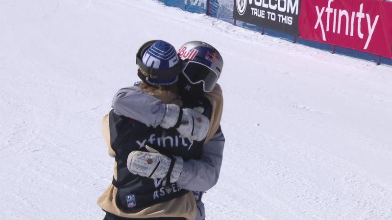 Aspen, Kleveland vince con una gara pulita