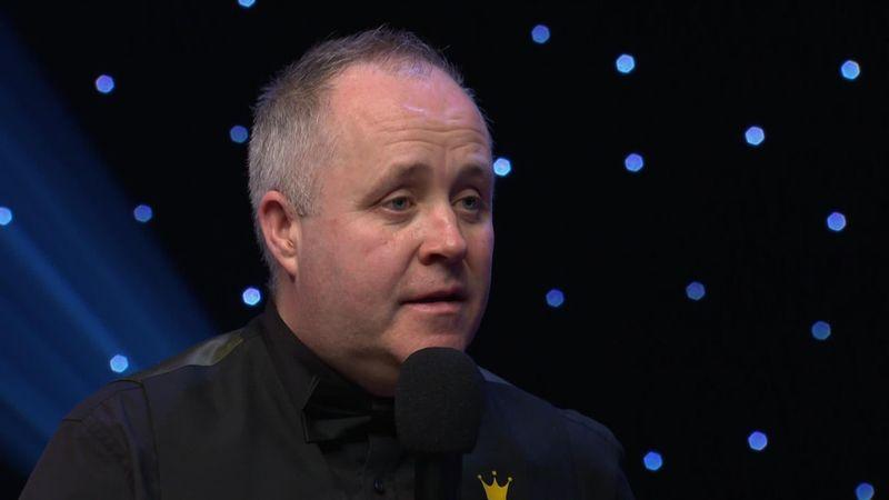 The Masters: John Higgins final röportajı