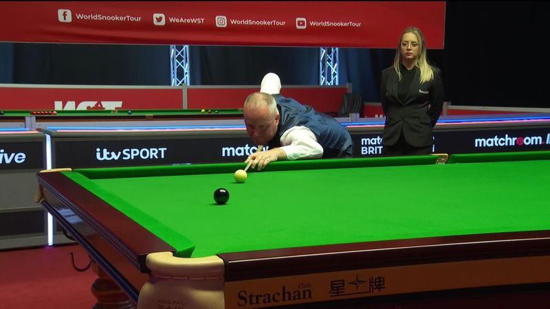 British Open| Higgins'ten kariyerinin on ikinci 147'si