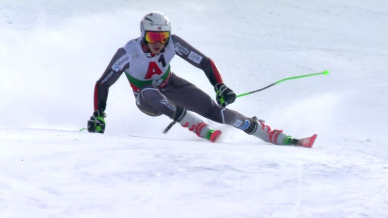 Kristoffersen takes victory in Bansko Giant Slalom