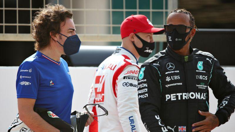 ¿Cuánto cobran los pilotos? Abismal diferencia entre Hamilton y Alonso