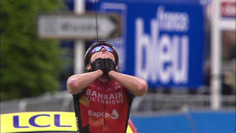 Critérium du Dauphiné: Richie Porte resiste y Padun culmina su doblete