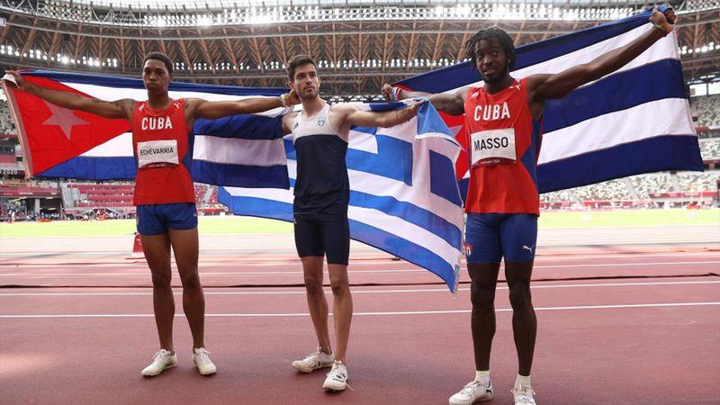 Athletics - Men's Long Jump Final  - Tokyo 2020 - Olympic Highlights