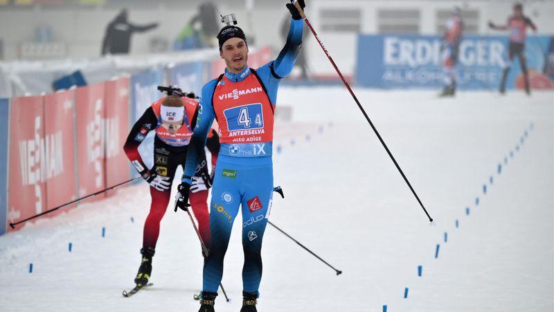 Anterselva, Francia beffa Norvegia nella staffetta maschile