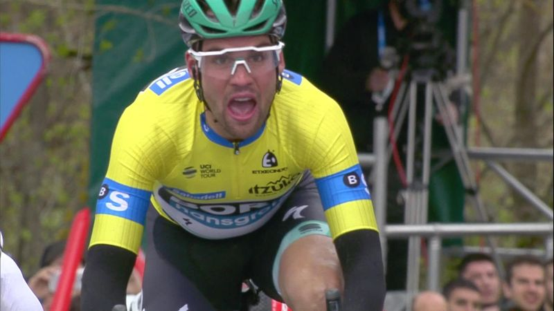 Vuelta al Pais Vasco - stage 3 : Maximilian Schachmann takes lead in the final sprint